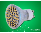 60pcs 3528smd dimmable led light