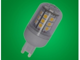 27PCS 5050SMD G9 LED Lamp with cover